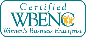 Certified WBEC Women's Business Enterprise